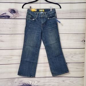 🆕️ Old Navy Boot Cut Size 7 Jeans/206